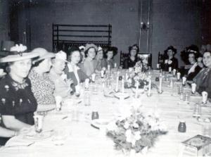 Elizabeth's Retirement Party one