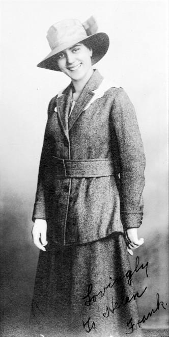 Frances Bowers Beck