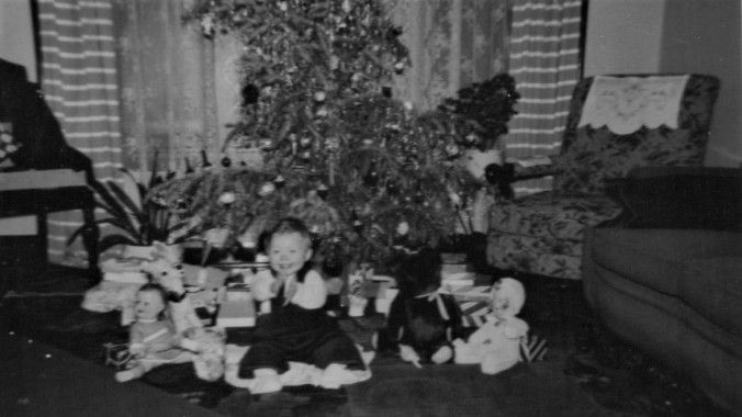 Christmas 1948 Gail